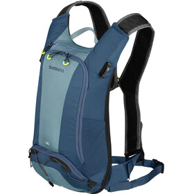 Shimano Unzen II Trail Backpack 6l L Aegean Blue